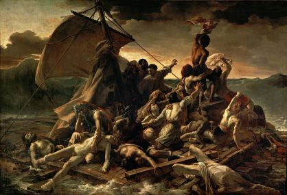 Gericault - The Raft of the Medusa