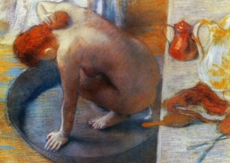 Degas - The Tub