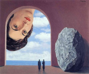 Magritte - Portrait of Stephy Langui